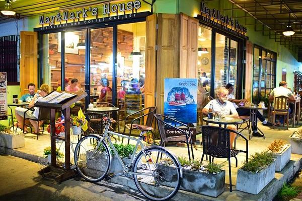 Restaurants in Krabi Town